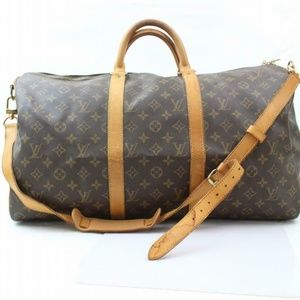 Authentic Louis Vuitton keepall 50 Travel strap